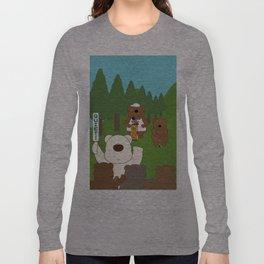 WE♥GOLF Long Sleeve T-shirt