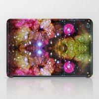 interstellar iPad Cases featuring Interstellar by Mark Kriegh