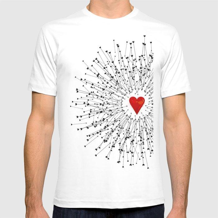 Heart&Arrows T-shirt
