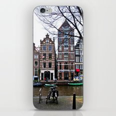 Amsterdam iPhone & iPod Skin