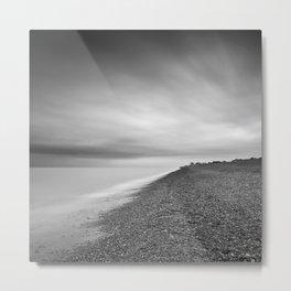 Aldeburgh, Suffolk at Dawn Metal Print