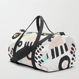 Ink Perception 003 Duffle Bag