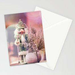 Dreamy nutcrackers 2 Stationery Cards