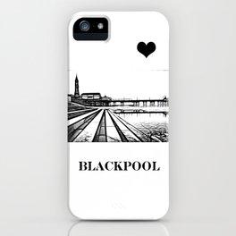 Iconic Blackpool iPhone Case