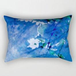 Spring Synthesis I Rectangular Pillow