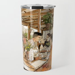 Farm Cafe Travel Mug