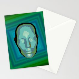 being green Stationery Cards