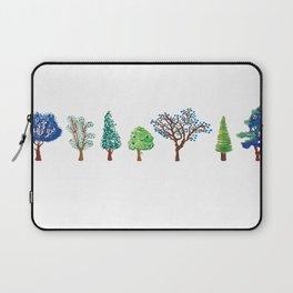 Summer trees Laptop Sleeve