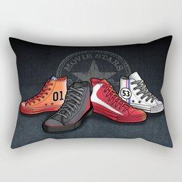 Movie Stars! Rectangular Pillow