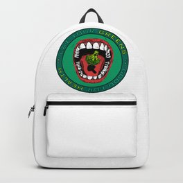 Eat Your Greens! Backpack