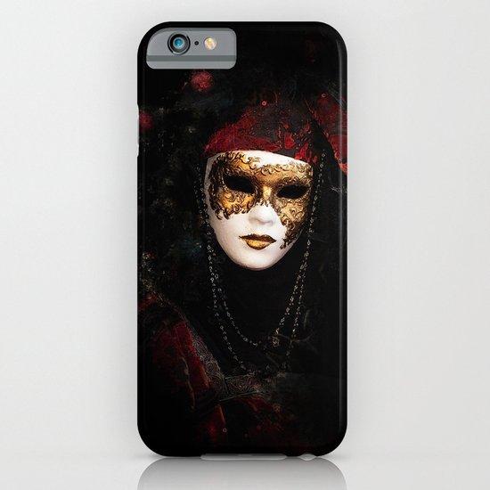 Mask 6 iPhone & iPod Case