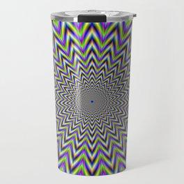Starry Pulse Travel Mug