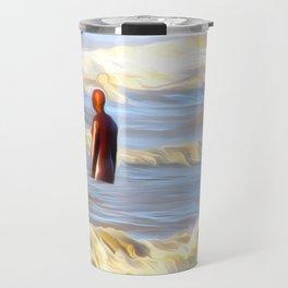 Gormley in a Storm Travel Mug