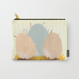 Cuckoo Eggs Carry-All Pouch