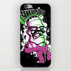 Frankhipster iPhone & iPod Skin