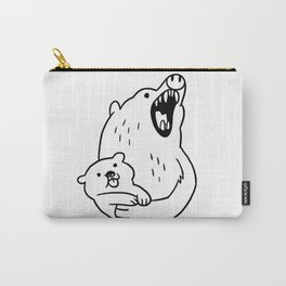 LOOK HOW CUTE! Carry-All Pouch