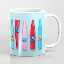 COLORFUL KAZOOS Coffee Mug