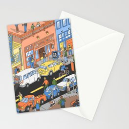 Deep Ellum, TX Stationery Cards