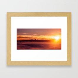 Euphoria Framed Art Print