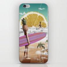 Sweet Surfing iPhone & iPod Skin