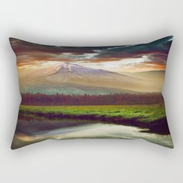 BEAUTIFUL WORLD2 Rectangular Pillow