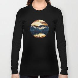 Fall Sunset Long Sleeve T-shirt