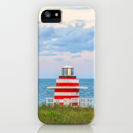 Miami Beach, Florida iPhone Case
