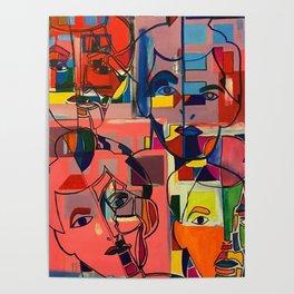 Matisse Remixed Poster