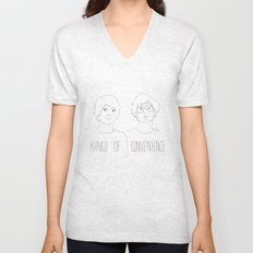 Kings of Convenience Unisex V-Neck