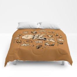 Triceratops Rocks! | Citrine Quartz Comforters