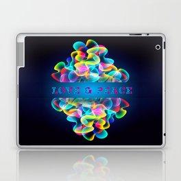 Love & Peace 2018 Laptop & iPad Skin