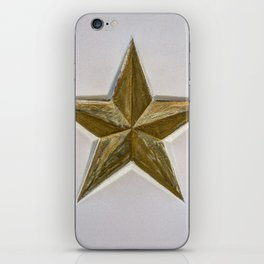 Soviet Star World War 2 iPhone Skin