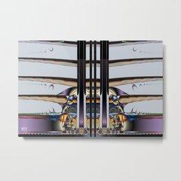 Esplanade Metal Print