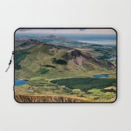 Snowdon Moutain View Laptop Sleeve