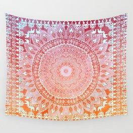 SPRING MANDALIKA Wall Tapestry