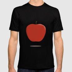 Apple 13 Black Mens Fitted Tee MEDIUM