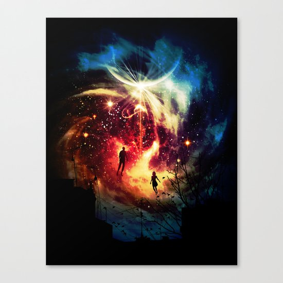 Surface to Air Canvas Print