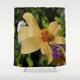 Garden Lady Shower Curtain