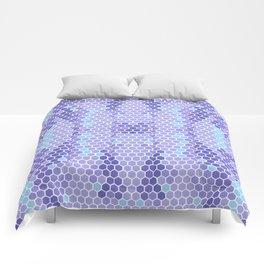 Honeycomb Comforters