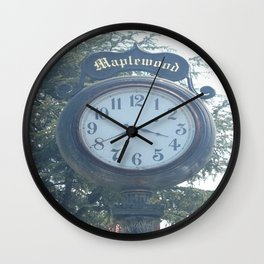Maplewood - Clock Wall Clock