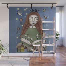 Reading Corner Wall Mural