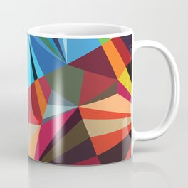 Colorful Mosaik Coffee Mug
