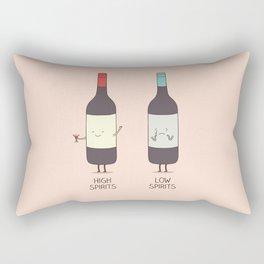 Moods... Rectangular Pillow