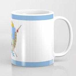 Flag of Pampa Coffee Mug
