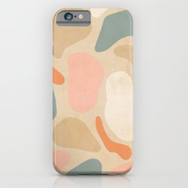 Matisse Pebbles - Stronger together iPhone Case