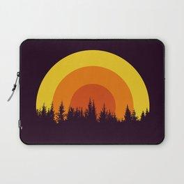 summer mountain Laptop Sleeve
