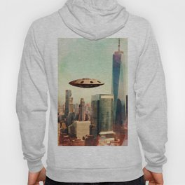 UFO Down Town Hoody