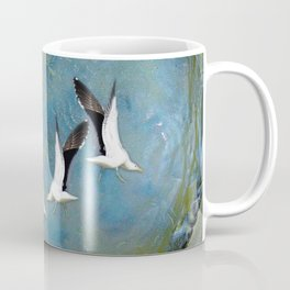 Jeffy Seagull Coffee Mug