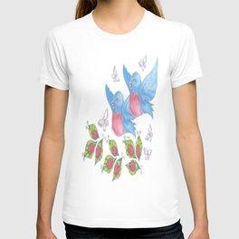 Bluebird Garden T-shirt