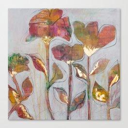 Wid Flowers Canvas Print